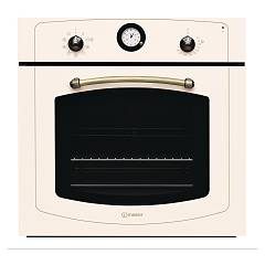 Indesit Ifvr 800 H Ow Electric oven cm. 60 - jasmine