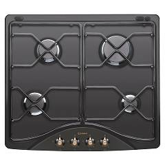 Indesit Pn 642 /i (an) Gas hob cm. 59 - anthracite