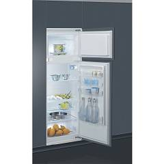 Indesit T 16 A1 D/i 1 Built-in refrigerator with freezer cm. 54 h. 158 - lt. 239