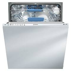 Indesit Dif 66t9 Ca Eu Dishwasher cm. 60 a total disappearance