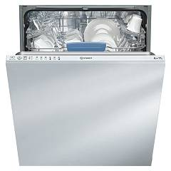 Indesit Dif 16t1 A Eu Dishwasher cm. 60 a total disappearance