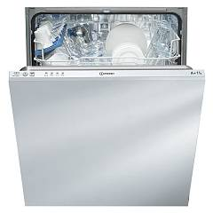 Indesit Dif 14b1 Eu Dishwasher cm. 60 a total disappearance
