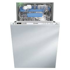 Indesit Disr 57m17 Cal Eu Dishwasher cm. 45 a total disappearance