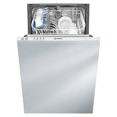 Indesit Disr 14b1 Eu Dishwasher cm. 45 a total disappearance