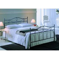 Ingenia Casa Botticelli Double bed in iron