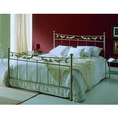 Ingenia Casa Brunelleschi Double bed in iron