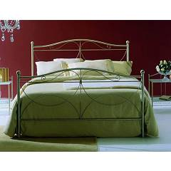 Ingenia Casa Cimabue Double bed in iron