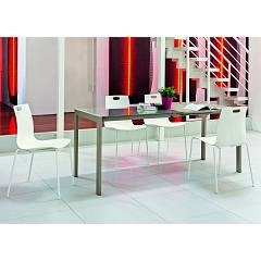 sale Ingenia Casa Ciak Extending Table L. 100 X 70