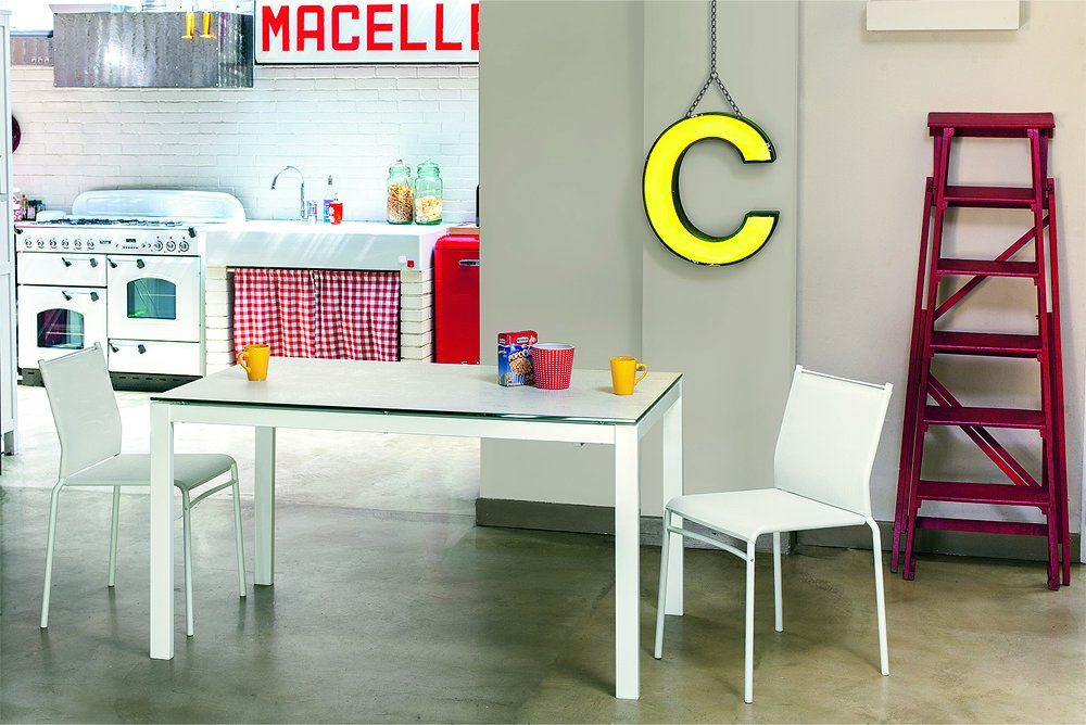 Photos 1: Ingenia Casa Extendible table l. 90 x 60 EOS