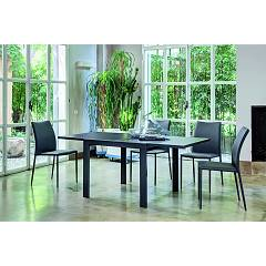 sale Ingenia Casa Sky Extending Table L. 90 X 90