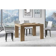 Itamoby Roxell 130 Allungabile A 234 Table extensible l. effet bois 130 x 90