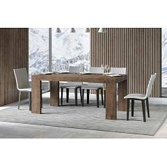 Itamoby Roxell 180 Allungabile A 440 Table extensible l. effet bois 180 x 90