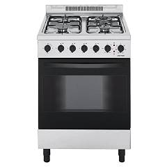 Jollynox 1ca60mi Support kitchen cm. 60 x 60 - stainless steel - multifunction oven 3 gas + triple crown