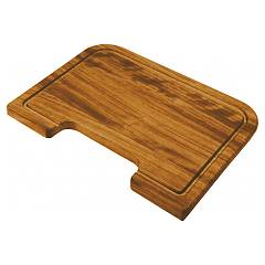 Jollynox 1tres Rectangular shaped iroko chopping board for 40 x 40 and 50 x 40 tubs