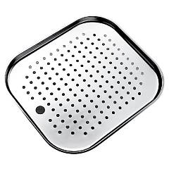 Jollynox 1ci33 Stainless steel basin cover for 33 x 33 tub