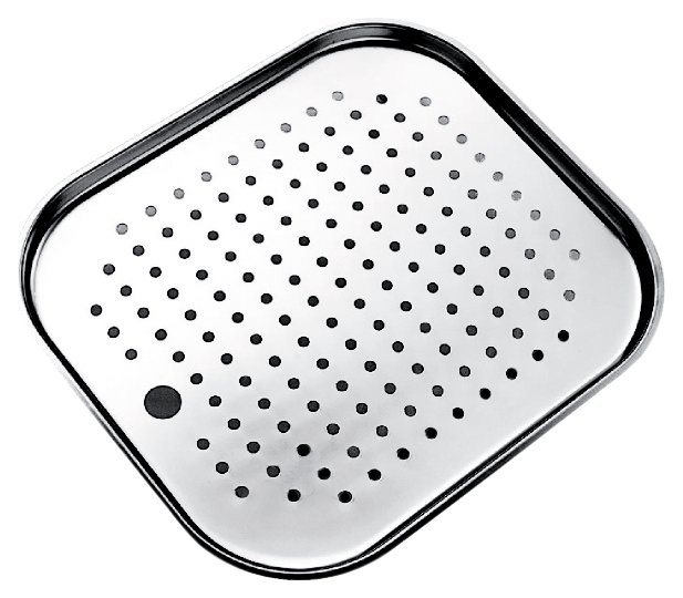 Stainless steel tub cover 34 x 34