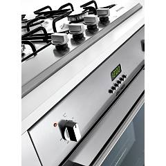 Jollynox gas hob 1PVG95 cm. 86 - stainless steel - detail