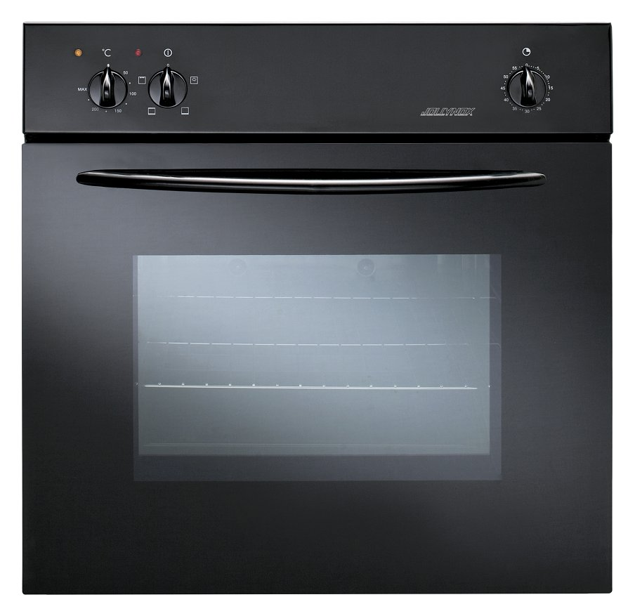 Jollynox multifunction electric oven 1FLFM5N cm. 59 - black - front