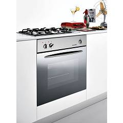 Jollynox gas oven 1FLFGI cm. 59 - stainless steel - side room