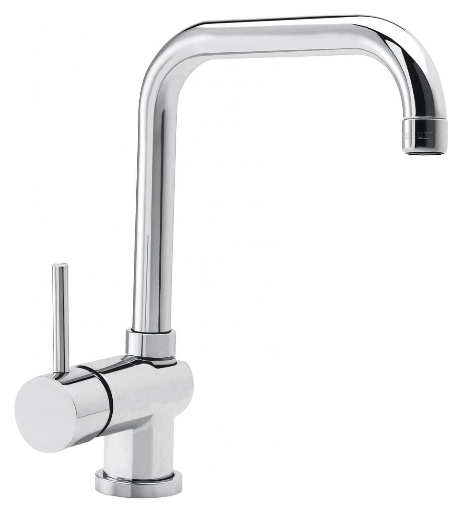 Jollynox QUADRO kitchen mixer - chrome - front