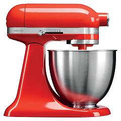 sale Kitchenaid Iksm3311ht Mini Artisan Kitchen Aid 3.3 Lt - Paprika - Warranty 5 Years