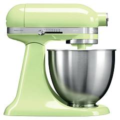 sale Kitchenaid Iksm3311hw Mini Artisan Kitchen Aid 3.3 Lt - Bambu - 5-year Warranty