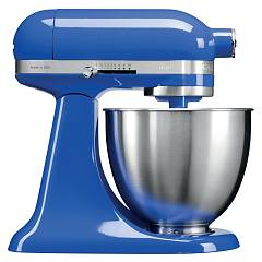 sale Kitchenaid Iksm3311tb Mini Artisan Kitchen Aid 3.3-lt - Blue - Warranty 5 Years