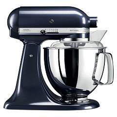 Kitchenaid Iksm175pub Planetary artisan 4.8 lt - blue - warranty 5 years Artisan