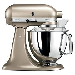 Kitchenaid Iksm175pcz Planetary artisan 4.8 lt - golden nectar - warranty 5 years Artisan