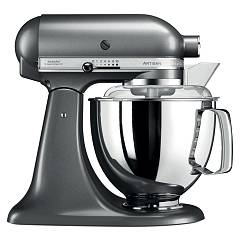 sale Kitchenaid Iksm175pms Planetary Artisan 4.8 Lt - Silver Medal - Warranty 5 Years