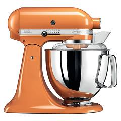 sale Kitchenaid Iksm175ptg Planetary Artisan 4.8 Lt - Orange - Warranty 5 Years