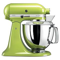 Kitchenaid Iksm175pga Planetary artisan 4.8 lt - apple-green - warranty 5 years Artisan