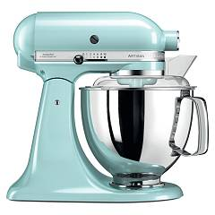 sale Kitchenaid Iksm175pic Planetary Artisan 4.8 Lt - Ice - 5-year Warranty