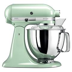 sale Kitchenaid Iksm175ppt Planetary Artisan 4.8 Lt - Pistachio - Warranty 5 Years