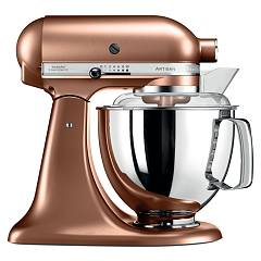 sale Kitchenaid Iksm175pcp Planetary Artisan 4.8 Lt - Copper - Warranty 5 Years