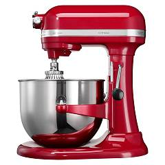 Kitchenaid Iksm7580r Planetary artisan 6.9 lt - imperial red - warranty 5 years Artisan