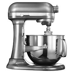 sale Kitchenaid Iksm7580ms Planetary Artisan 6.9 Lt - Silver Medal - Warranty 5 Years