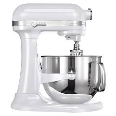sale Kitchenaid Iksm7580fp Planetary Artisan 6.9 Lt - Pearl - Warranty 5 Years