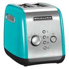 Kitchenaid 5kmt221ecl Two compartment toasters - blue crystal Ikmt221cl