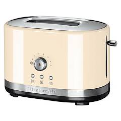 Kitchenaid 5kmt2116ac Artisan toaster with 2 compartments - cream Ikmt2116ac