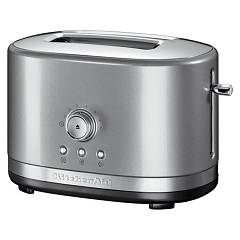 Kitchenaid 5kmt2116cu Artisan toaster with 2 compartments - plated silver Ikmt2116cu