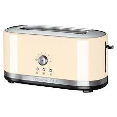 Kitchenaid 5kmt4116ac Artisan toasters with 2 long components - cream Ikmt4116ac
