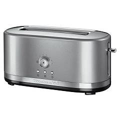 Kitchenaid 5kmt4116cu Artisan toasters with 2 long components - plated silver Ikmt4116cu