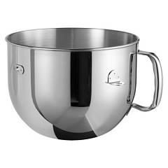 sale Kitchenaid Ikr7sb Bowl 6,9 Shiny Stainless Steel, Ergonomic Handle