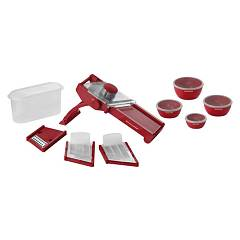 sale Kitchenaid Ikat310 R Gift Set Slicer Red