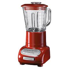 Kitchenaid 5ksb5553eer 1.5 l artisan blender - imperial red - 3 years warranty Iksb5553 R