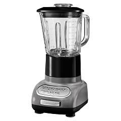 Kitchenaid 5ksb5553ems 1.5 l artisan blender - silver medal - 3 years warranty Iksb5553ms