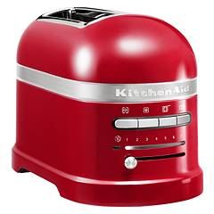 Kitchenaid Ikmt2204 R Toaster artisan 2-compartments - imperial red - warranty 5 years Artisan