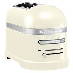 Kitchenaid 5kmt2204eac Artisan toaster with 2 compartments - cream - 5 years warranty Ikmt2204ac