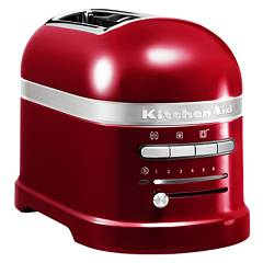 Kitchenaid 5kmt2204eca Artisan toasters 2 compartments - red metallized apple - 5 years warranty Ikmt2204ca